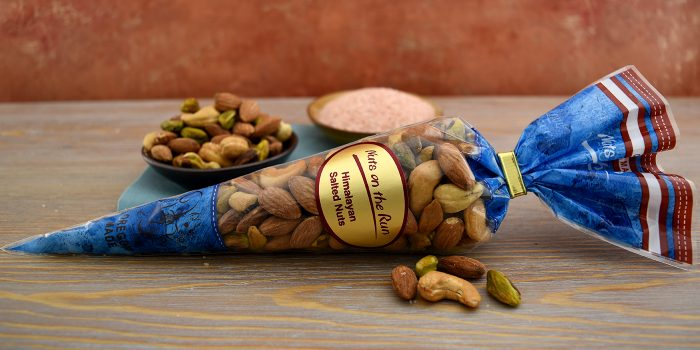 Himalayan Salted Nuts Cone